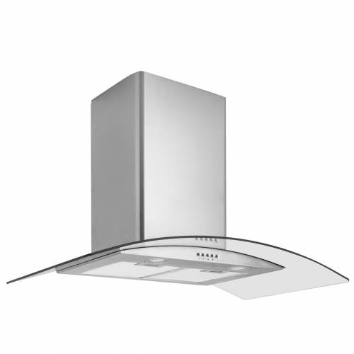 Caple 900mm CLASSIC Stainless Steel Wall Chimney Hood