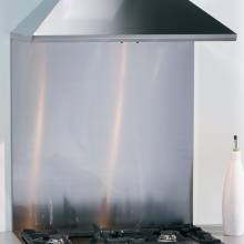 Caple Stainless Steel Full-Height Splashback