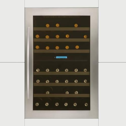 Caple WC6217 In-Column Dual Zone Wine Cabinet