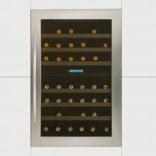 Caple WC6217 In-Column Dual Zone Wine Cabinet