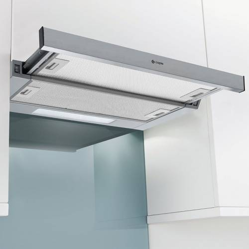 Caple TSCH600 CLASSIC 60cm Telescopic Cooker Hood