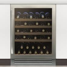 Caple WI6120 Classic Undercounter Single Zone Wine Cabinet
