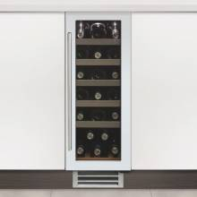 Caple WI3122WH Sense Undercounter Single Zone Wine Cabinet