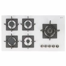 Caple C880GWH SENSE Gas on Glass Hob