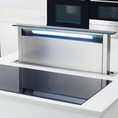 Caple DD911BK Sense Induction Downdraft Hood