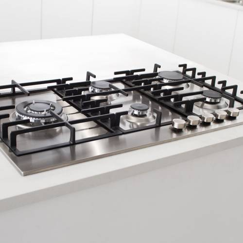 Caple C866G 75cm Low Profile Gas Hob