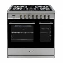 Caple Dual Cavity Dual Fuel Range Cooker