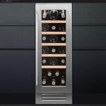 Caple Wi3122 SENSE Integrated Under Counter Single Zone Wine Cabinet