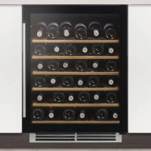 Caple Wi6121 SENSE Integrated Under Counter Single Zone Wine Cabinet