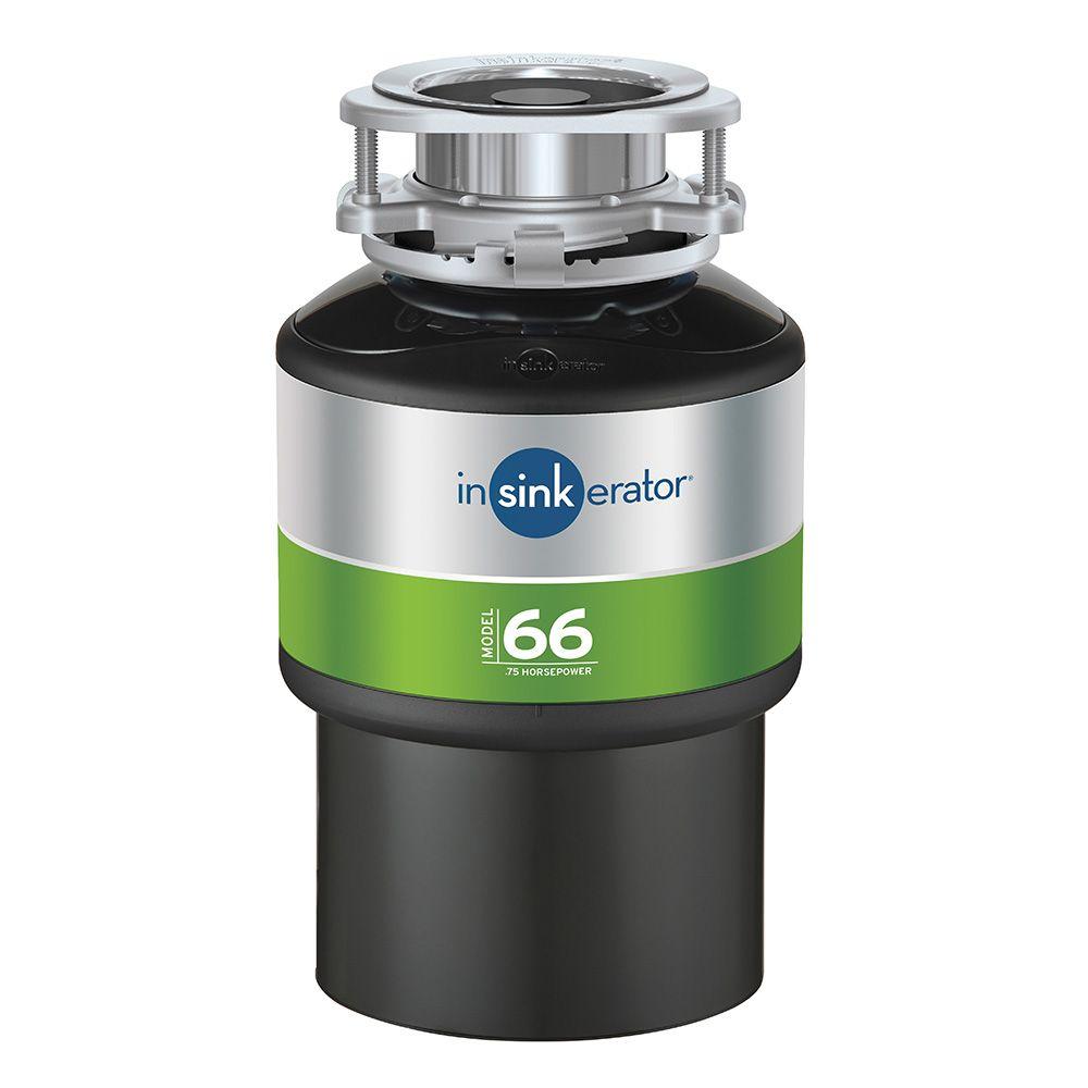 Insinkerator M SERIES MODEL 66 Waste Disposal Unit ...