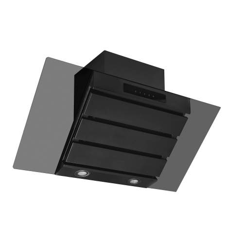 Caple  Spirit SP911 Wall Chimney Hood in Black