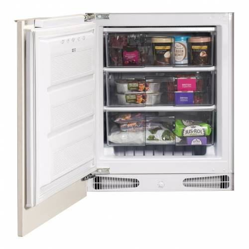 Caple RBF4 Integrated Under Counter Freezer