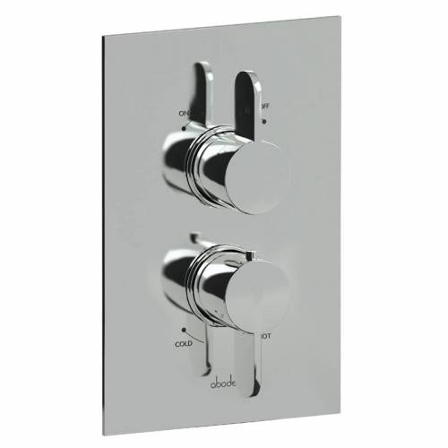 Abode Bliss AB2226 Concealed Thermostatic Shower Valve (1 exit)