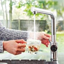 3 in 1 Instant Hot Water Taps