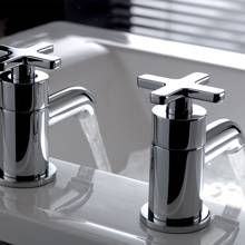 Basin Taps - Two Tap Hole