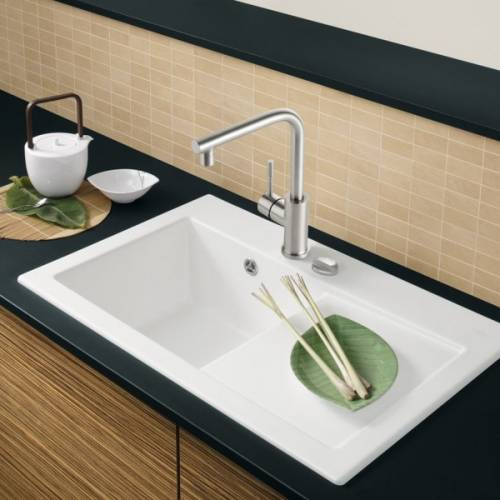 Villeroy & Boch SUBWAY 45 1.0 Bowl Sink - Classic Line
