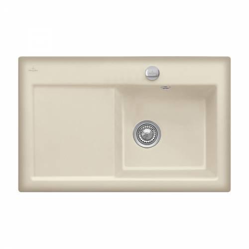 Villeroy & Boch SUBWAY 45 1.0 Bowl Sink - Classic Line - 6714-00-I2