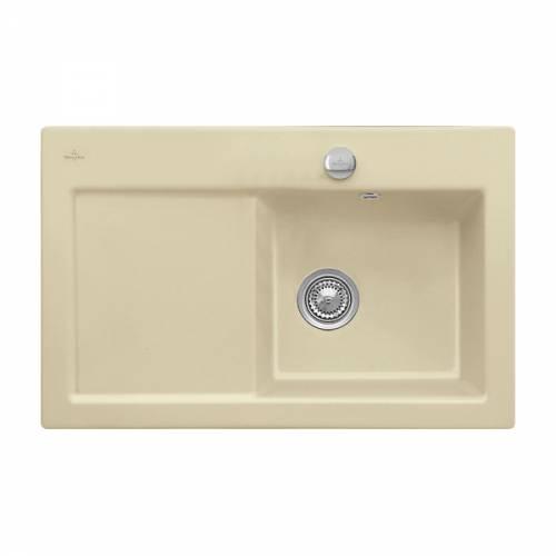 Villeroy & Boch SUBWAY 45 1.0 Bowl Sink - Classic Line - 6714-00-I5