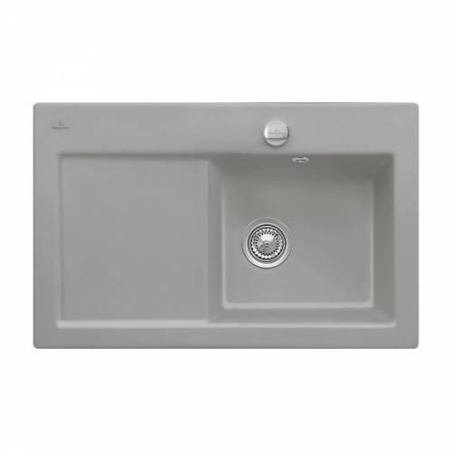 Villeroy & Boch SUBWAY 45 1.0 Bowl Sink - Classic Line - 6714-00-KD