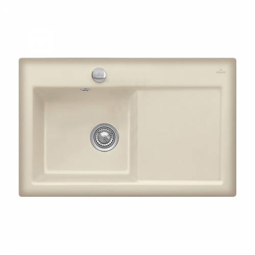 Villeroy & Boch SUBWAY 45 1.0 Bowl Sink - Classic Line - 6772-00-I2
