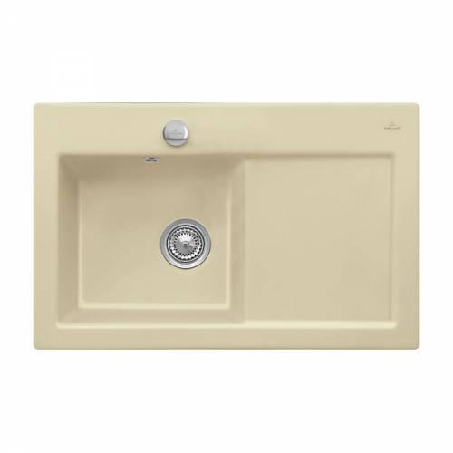 Villeroy & Boch SUBWAY 45 1.0 Bowl Sink - Classic Line - 6772-00-I5