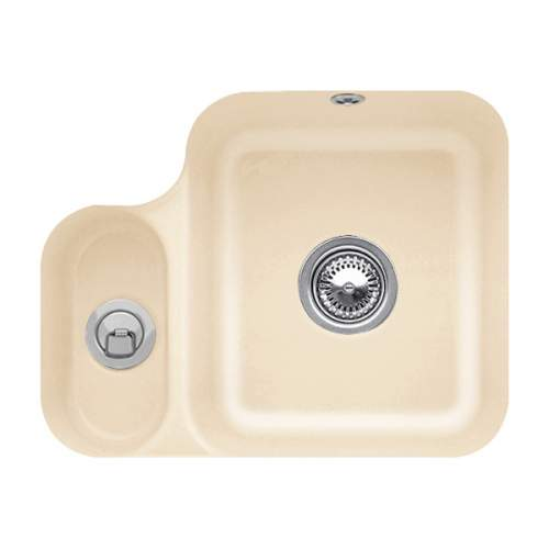 Villeroy & Boch CISTERNA 60B 1.5 Bowl Undermount Sink - Classic Line - 6072-00-I5