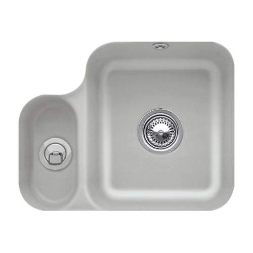 Villeroy & Boch CISTERNA 60B 1.5 Bowl Undermount Sink - Classic Line - 6702-00-KD