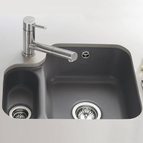 Villeroy & Boch CISTERNA 60B 1.5 Bowl Undermount Sink - Classic Line