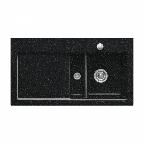 Villeroy & Boch SUBWAY 50 1.5 Bowl Sink - Premium Line - 6713-00-JO