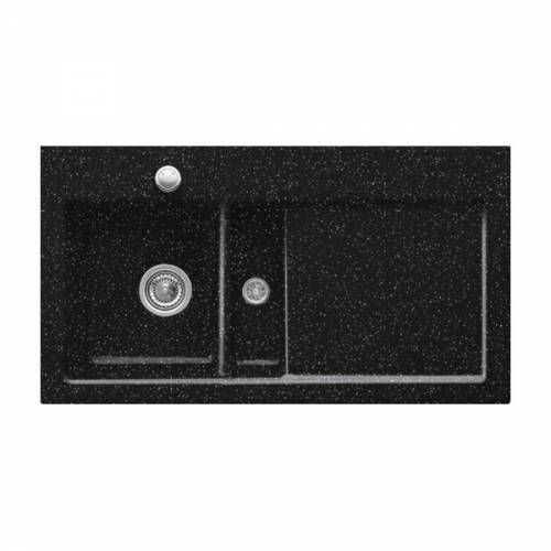 Villeroy & Boch SUBWAY 50 1.5 Bowl Sink - Premium Line - 6773-00-JO
