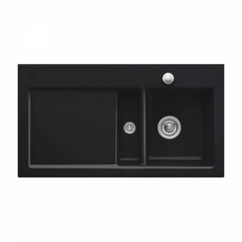 Villeroy & Boch SUBWAY 50 1.5 Bowl Sink - Premium Line - 6713-00-S5
