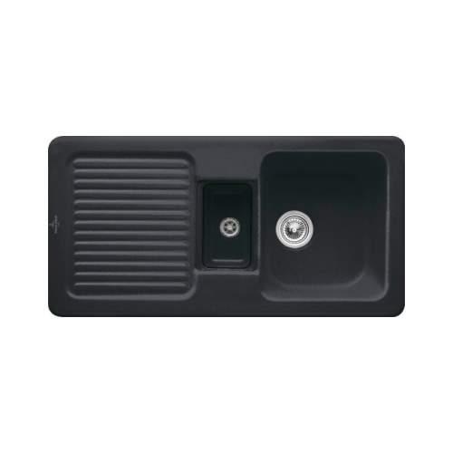 Villeroy & Boch CONDOR 60 1.5 Bowl Sink - Premium Line - 6759-00-S5