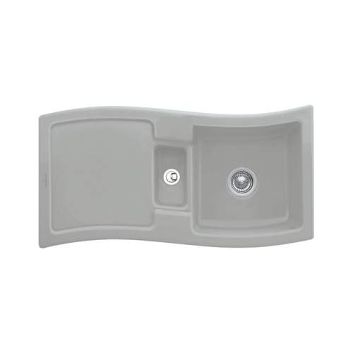 Villeroy & Boch NEW WAVE 60 1.5 Bowl Sink - Classic Line 6716-00-KD