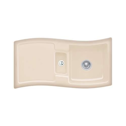 Villeroy & Boch NEW WAVE 60 1.5 Bowl Sink - Classic Line 6716-00-I2