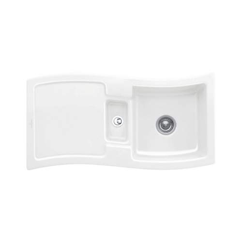 Villeroy & Boch NEW WAVE 60 1.5 Bowl Sink - Classic Line 6716-00-R1