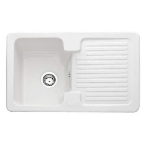 Villeroy & Boch CONDOR 45 Single Bowl Sink - Ceramic Line