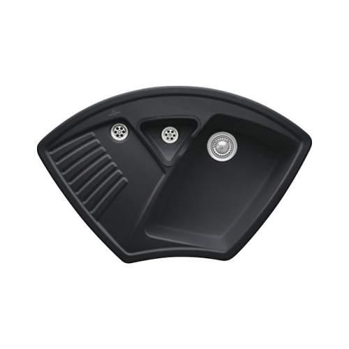 Villeroy & Boch ARENA CORNER Ceramic Sink - Premium Line 6729-00-S5