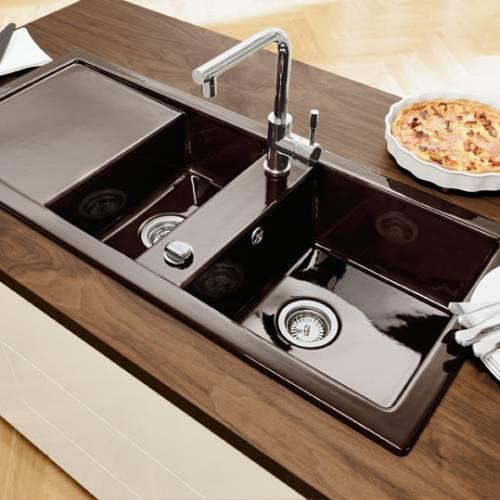 Villeroy & Boch SUBWAY 80 1.75 Bowl Sink - Premium Line