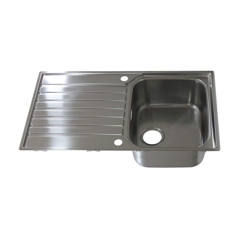 Franke Ascona  Bowl Stainless Steel Single Kitchen Sink