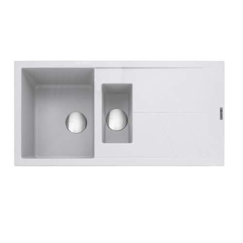 Caple Sotera 150 Inset Kitchen Sink With Drainer