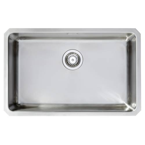 Bluci ORBIT 25 Large Bowl Undermount Kitchen Sink