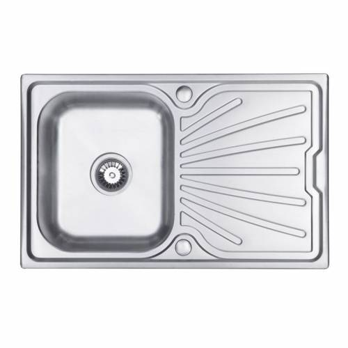 Bluci Rubus 80 Stainless Steel kitchen sink
