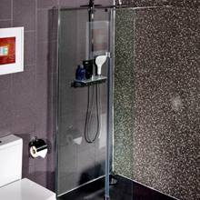 The Aquabro Range of Hinge Doors for wetrooms and shower enclosures