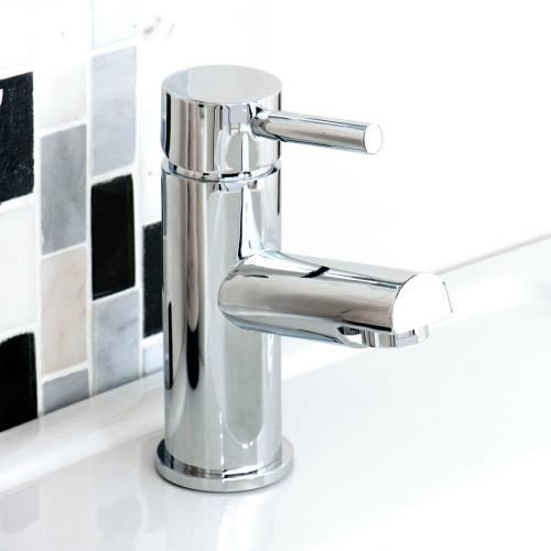 Aquabro DALTON Monobloc Basin Mixer Tap