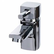 Aquabro NERO Small Monobloc Basin Mixer Tap
