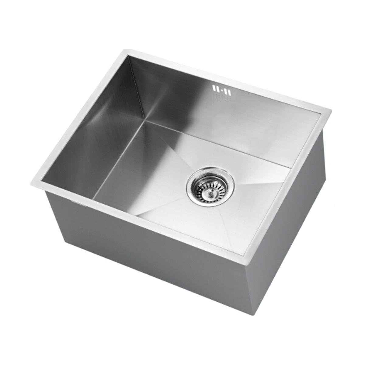 1810 Company Zenuno 500u Deep Kitchen Sink Sinks Taps Com