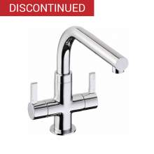 Abode Esteem Monobloc Kitchen Tap in Chrome