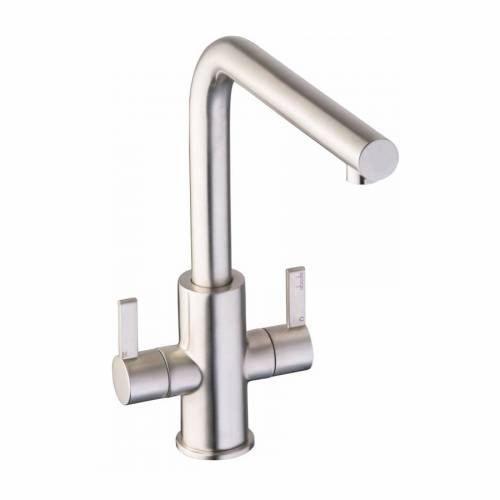 Abode ALTHIA Monobloc Kitchen Tap in Brushed