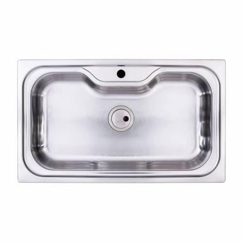 Abode Matrix R50 XL 1.0 Bowl Undermount Kitchen Sink