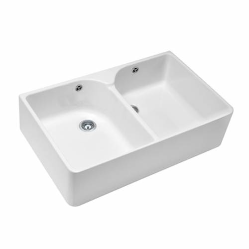 Villeroy and Boch FARMHOUSE 90 Double Bowl Belfast Kitchen Sink